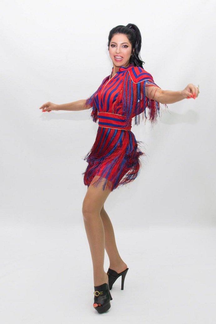 Илания стала «лицом» новой программы Latino Chart на Europa Plus TV