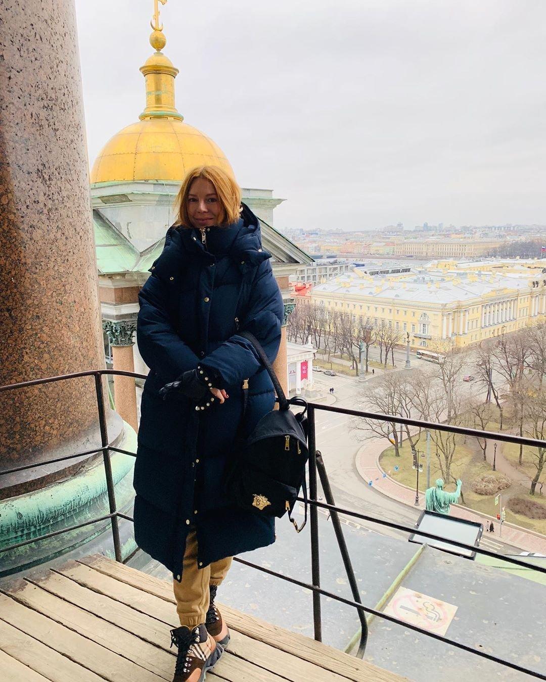 Наталья Подольская ждёт второго ребёнка. Это доказывает видео беременного животика
