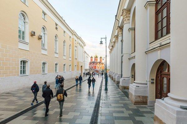 Анастасия Макеева рассказала о любимых местах в столице