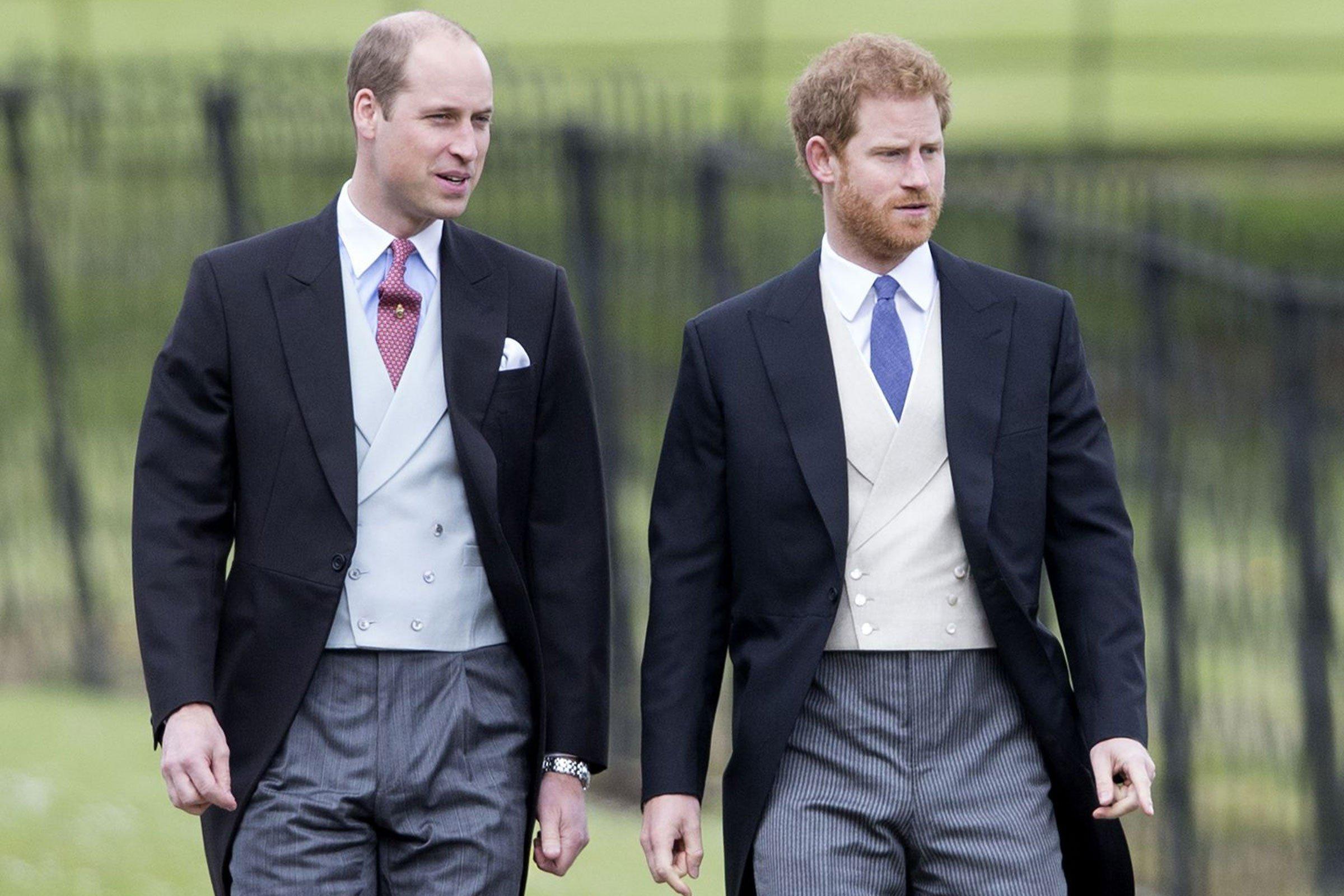 Принцы Уильям и Гарри впервые рассказали правду о своей ссоре