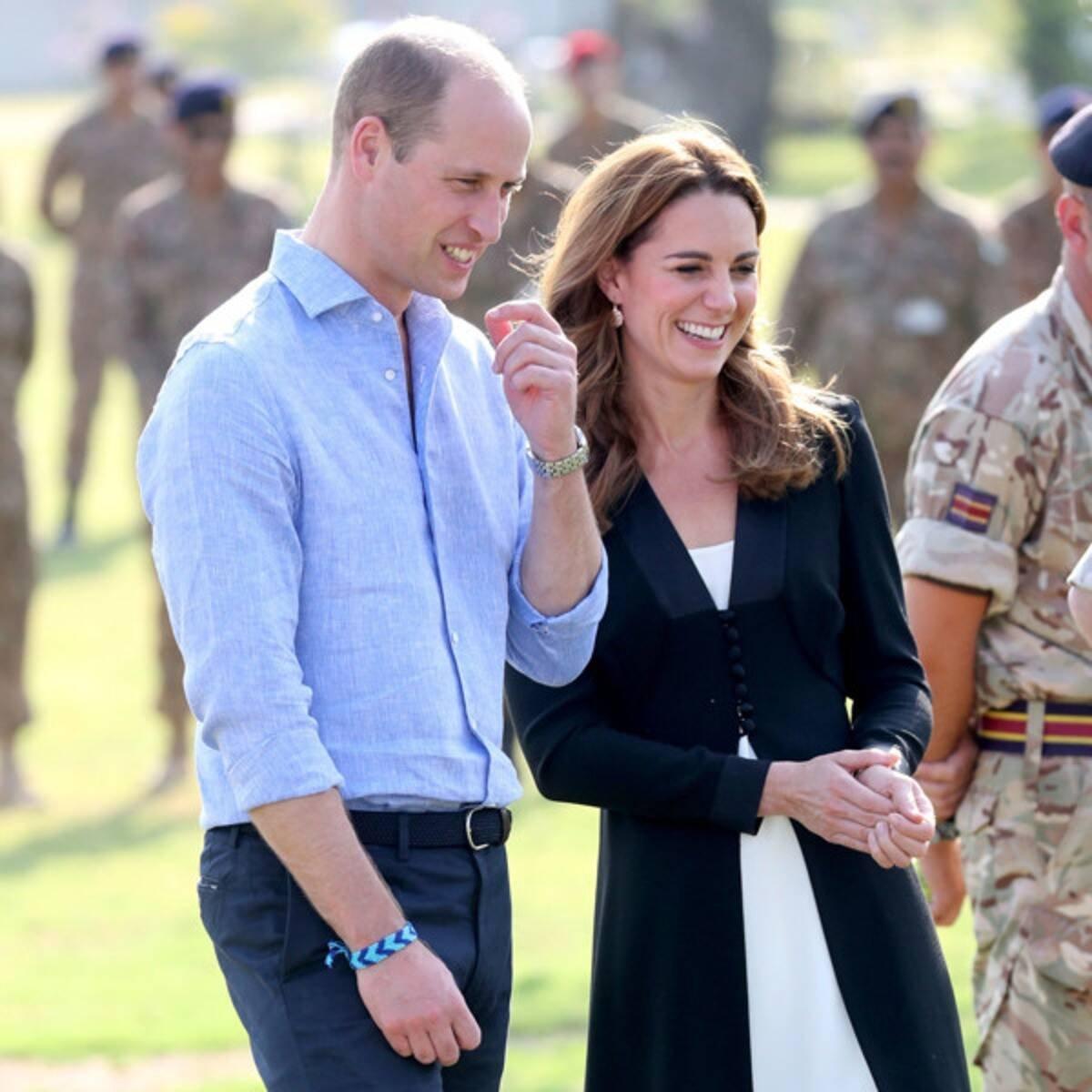 Кейт Миддлтон призналась, что её супруг принц Уильям больше не хочет детей