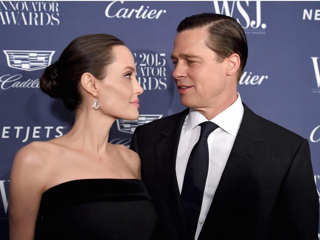 Анджелина Джоли и Брэд Питт продолжают совместный бизнес