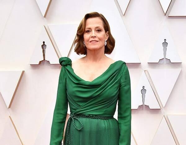 «Оскар-2020»: Сигурни Уивер на красной дорожке
