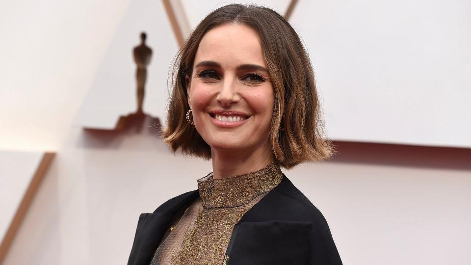 «Оскар-2020»: Натали Портман с супругом на красной дорожке