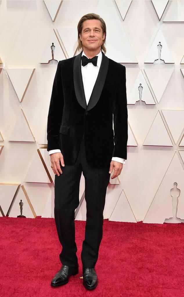 «Оскар-2020»: Брэд Питт получил статуэтку за лучшую мужскую роль второго плана