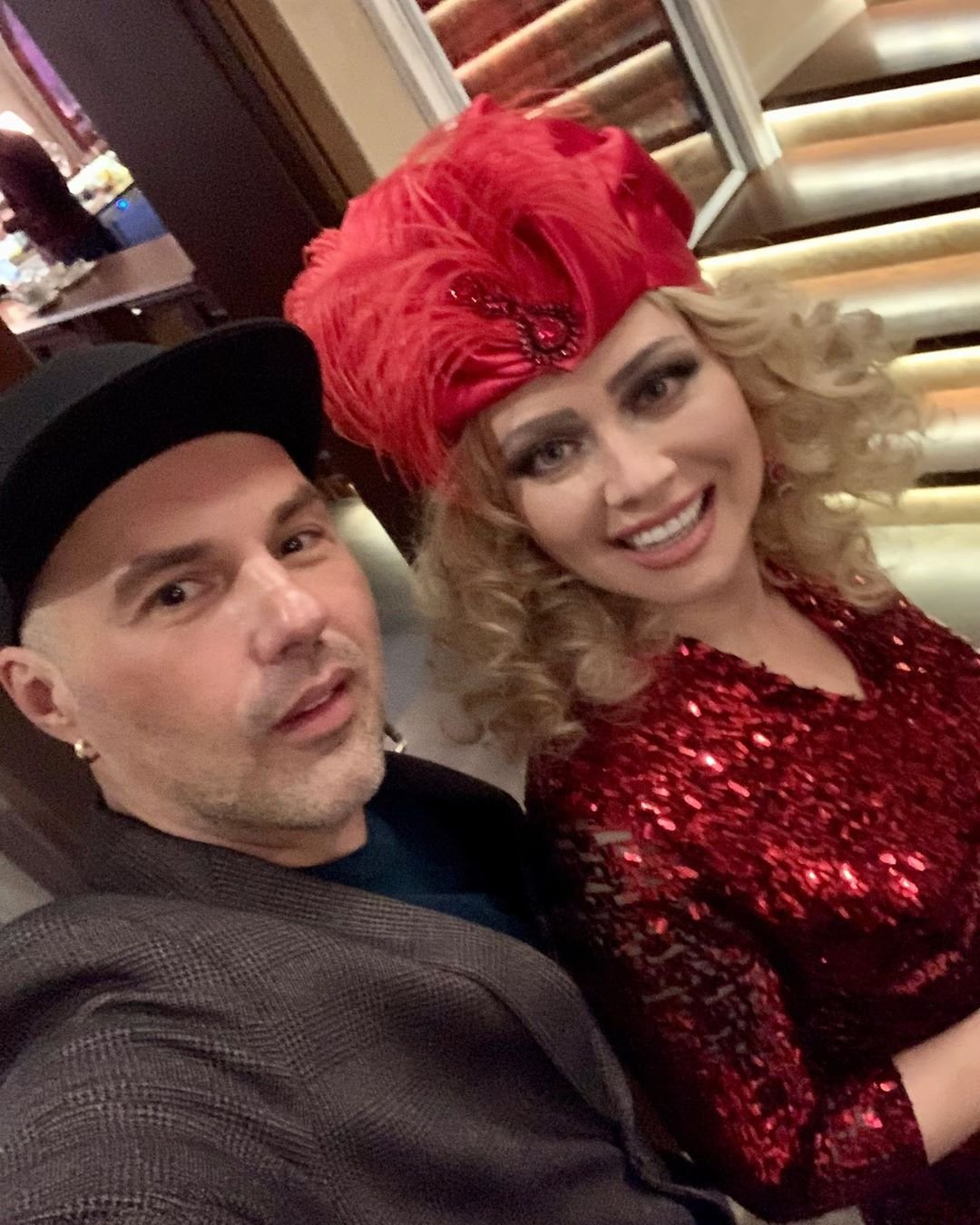 Лена Ленина впервые показала своего молодого мужа