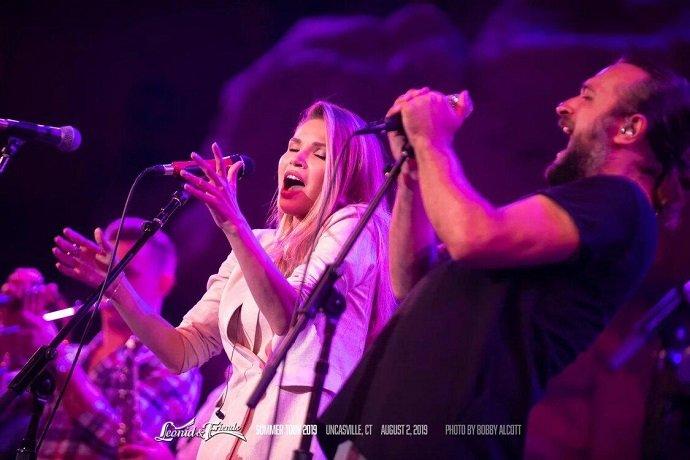 Певица из России покоряет американский шоу-бизнес