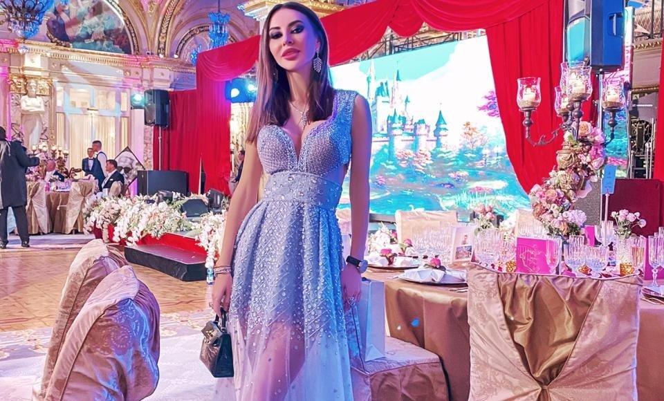 """Вероника Орхид стала почётной гостьей """"Большого бала принцев и принцесс"""" в Монако"""