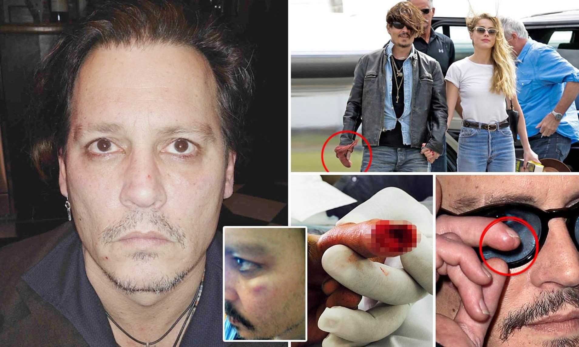 Бывшей супруге Джонни Деппа грозит тюремный срок