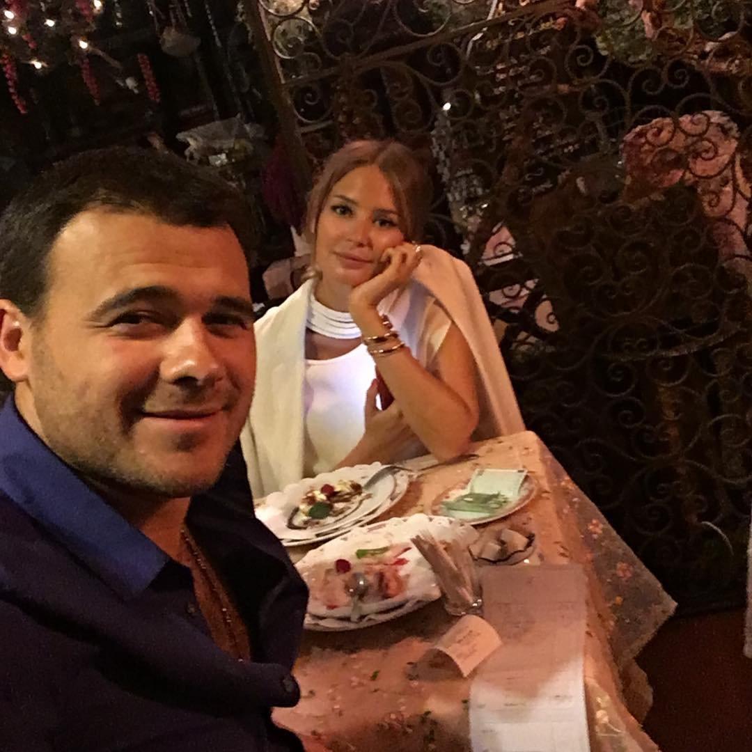 Алёна Гаврилова впервые высказалась о разрыве с Эмином Агаларовым