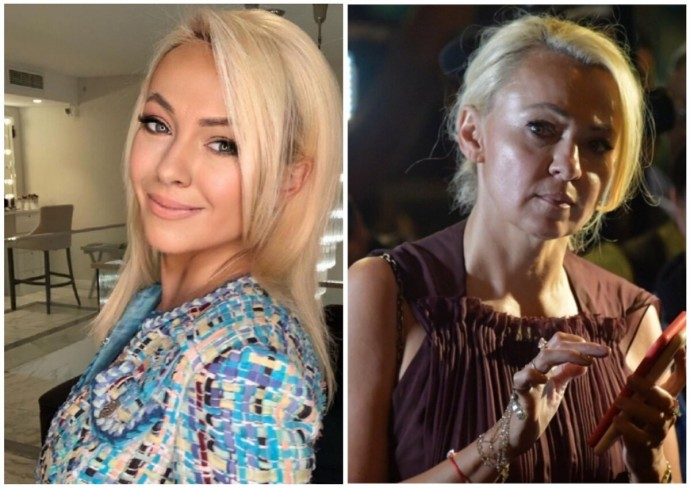 Лера Кудрявцева нарывается на скандал с Ксенией Собчак