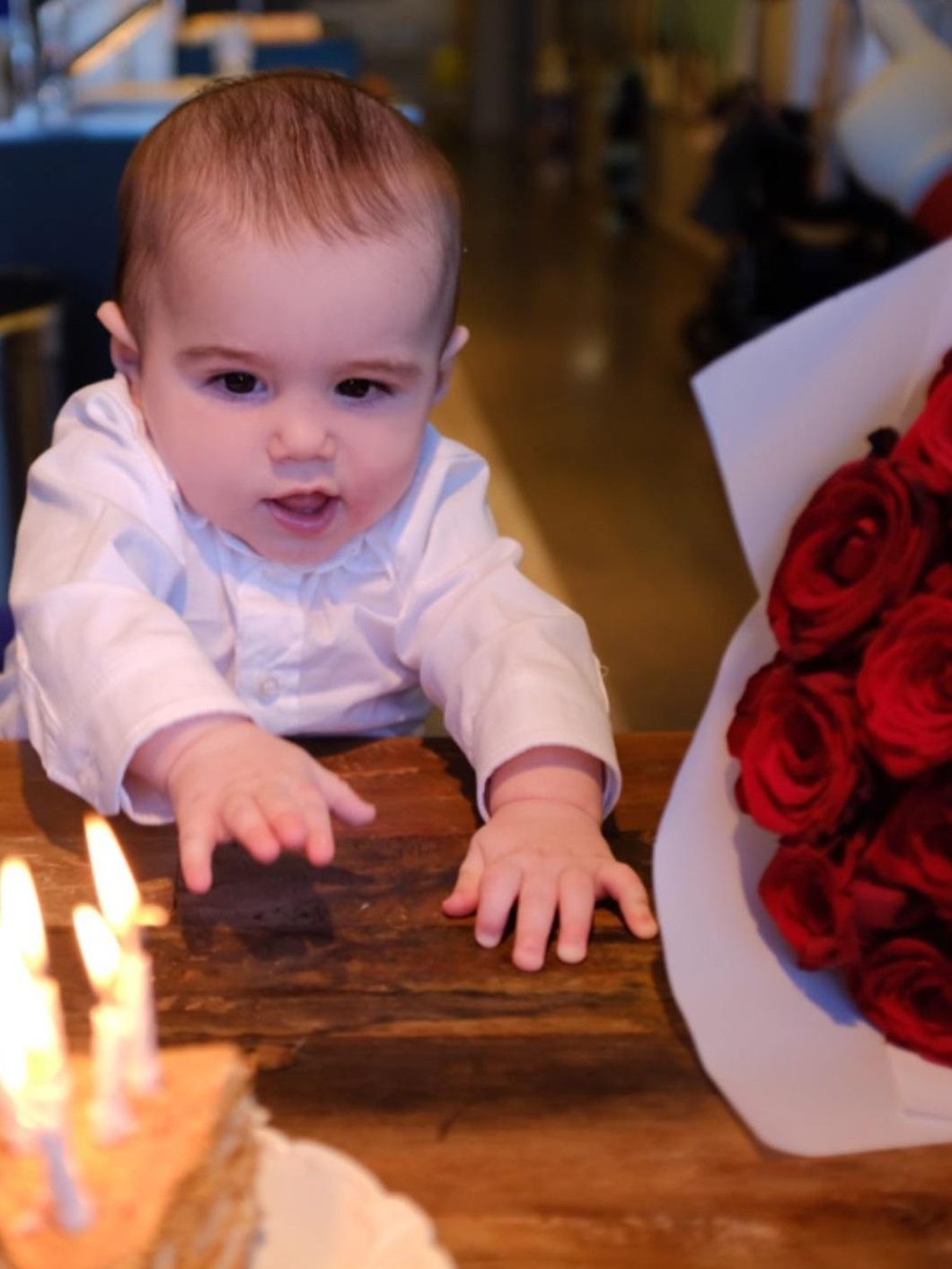 Анастасия Решетова отказалась от идеи делать сыну прививки