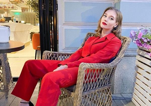 Кристина Асмус нашла верный способ заработать на разводе с Гариком Харламовым