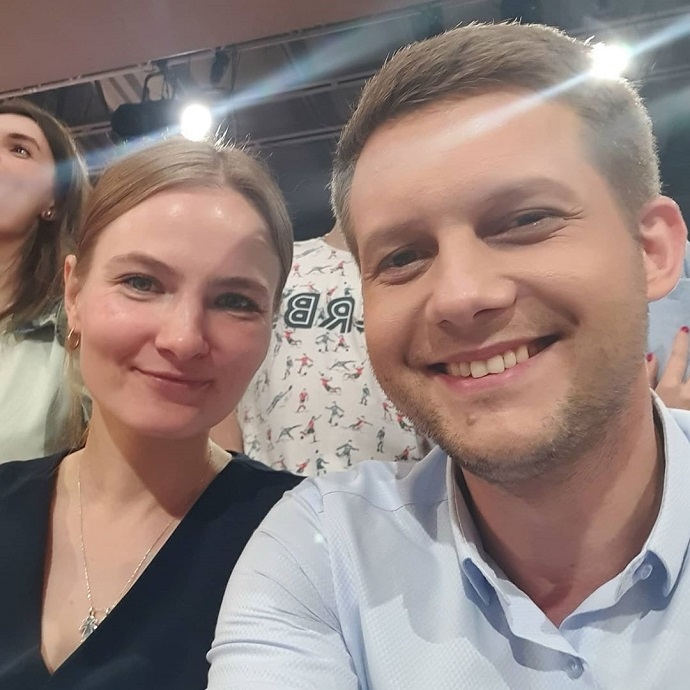 «Это мы с Наташей»: Борис Корчевников заинтриговал поклонников фотографией с девушкой