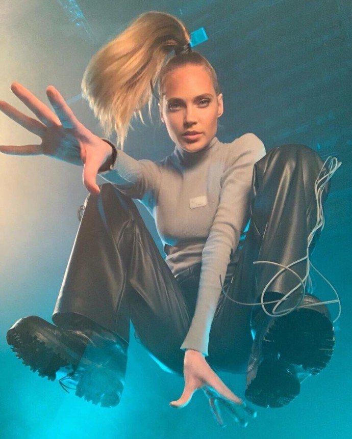 """Наташа Ионова (Глюкоза) готовит к выходу клип на песню """"Мурашки"""""""