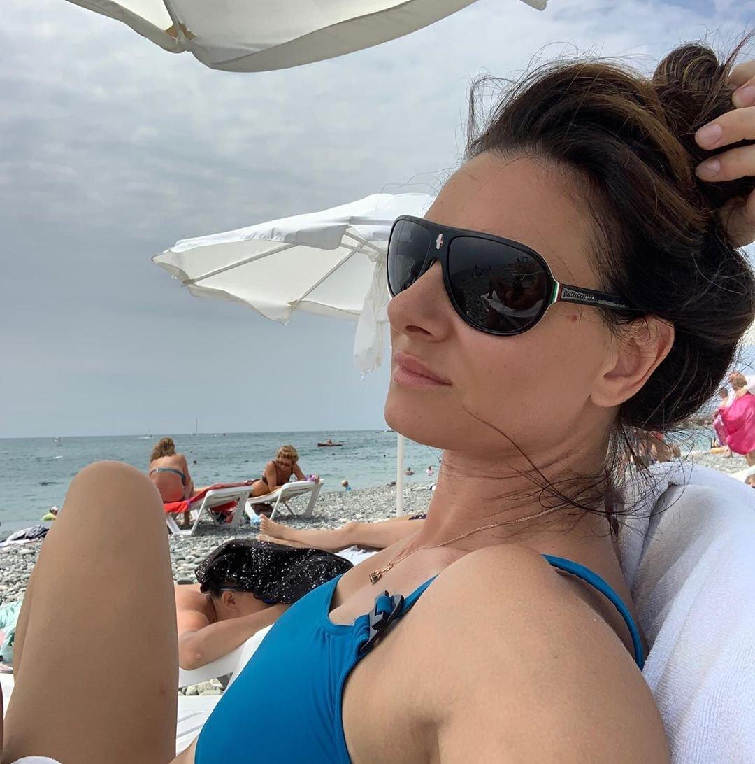 Елена Исинбаева осталась недовольна побережьем на отдыхе в Сочи