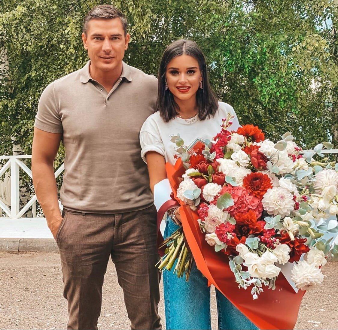 Ксения Бородина прокомментировала слухи о разладе с Курбаном Омаровым