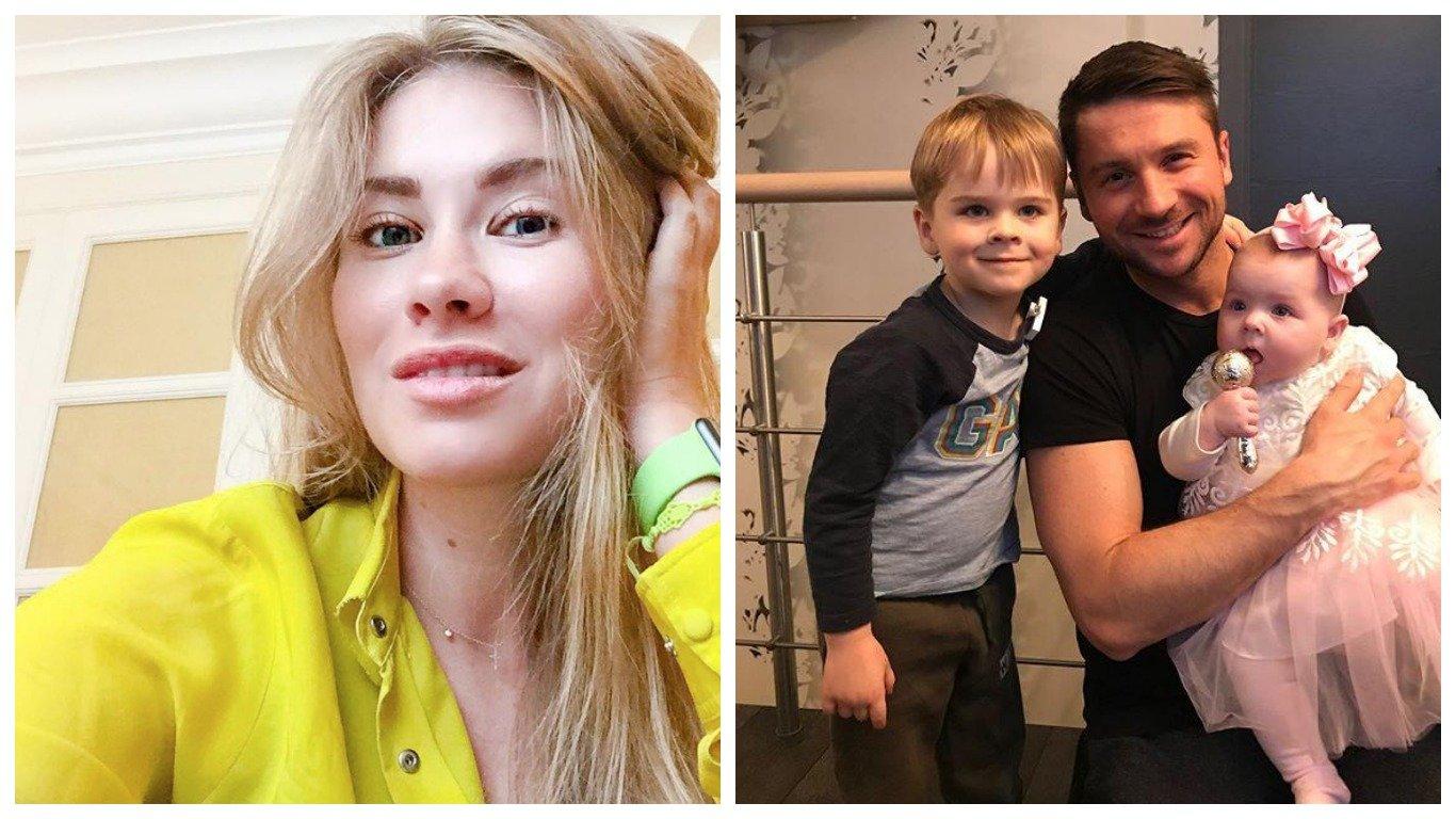 Сергей Лазарев похвастался татуировкой в честь дочери