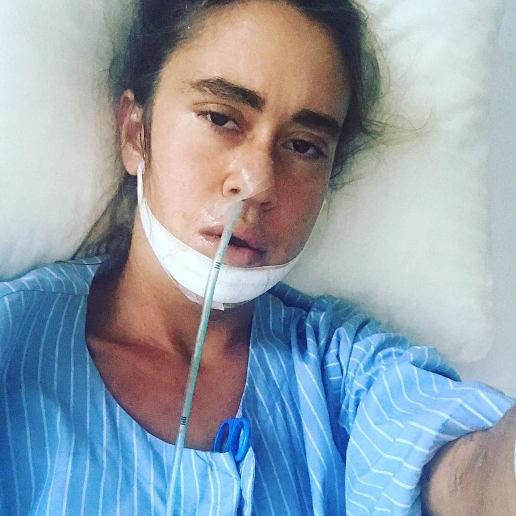 Дочь Любови Успенской потеряла семь передних зубов