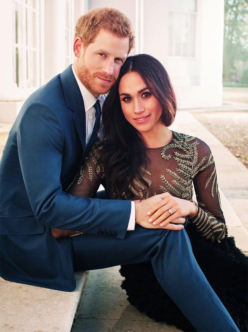Меган Маркл и принц Гарри купили роскошный особняк