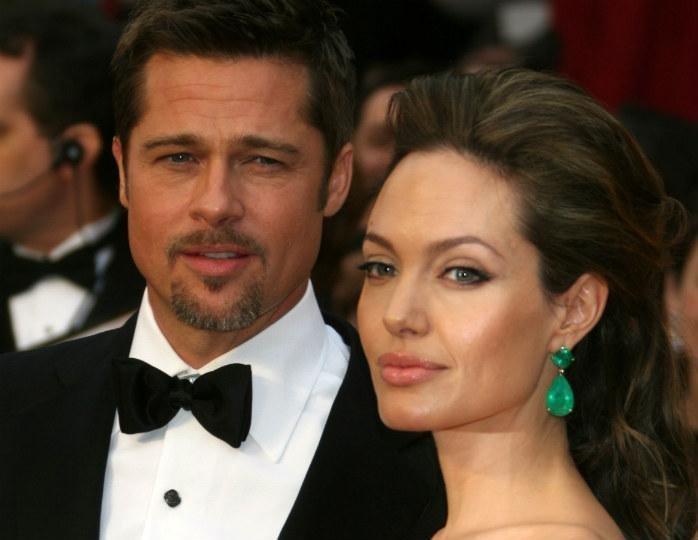 У Анджелины Джоли и Брэда Питта снова возник конфликт