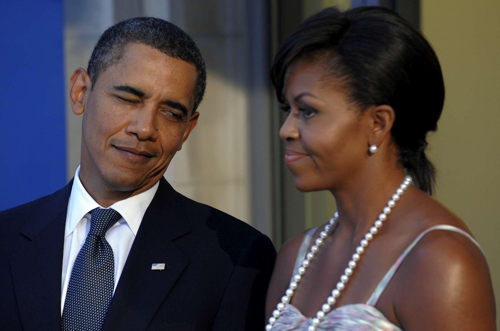 Мишель Обама рассказала, как справилась с климаксом