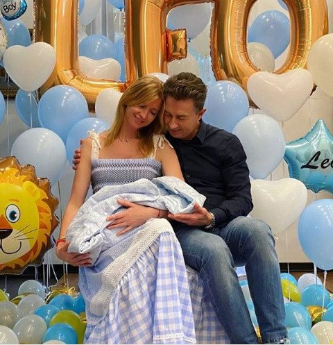 Валерий Сюткин раскрыл имя новорожденного имя