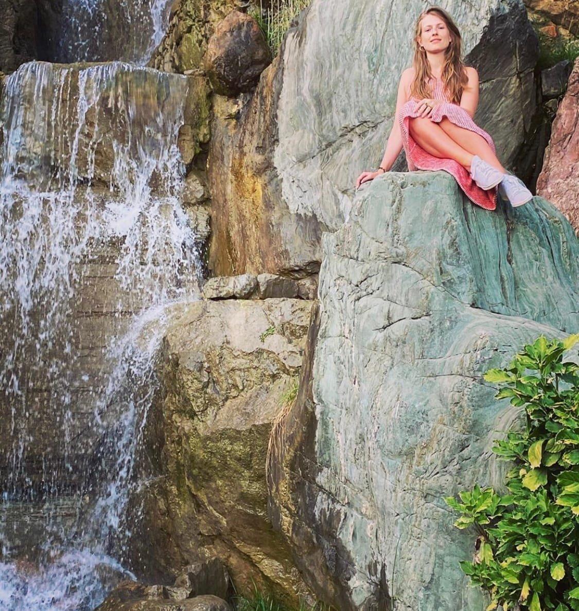 Софья Эрнст пытается сбросить вес после родов