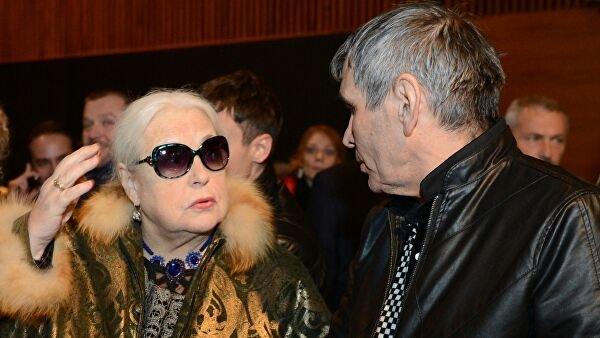 Лидия Федосеева-Шукшина одобрила развод с Бари Алибасовым