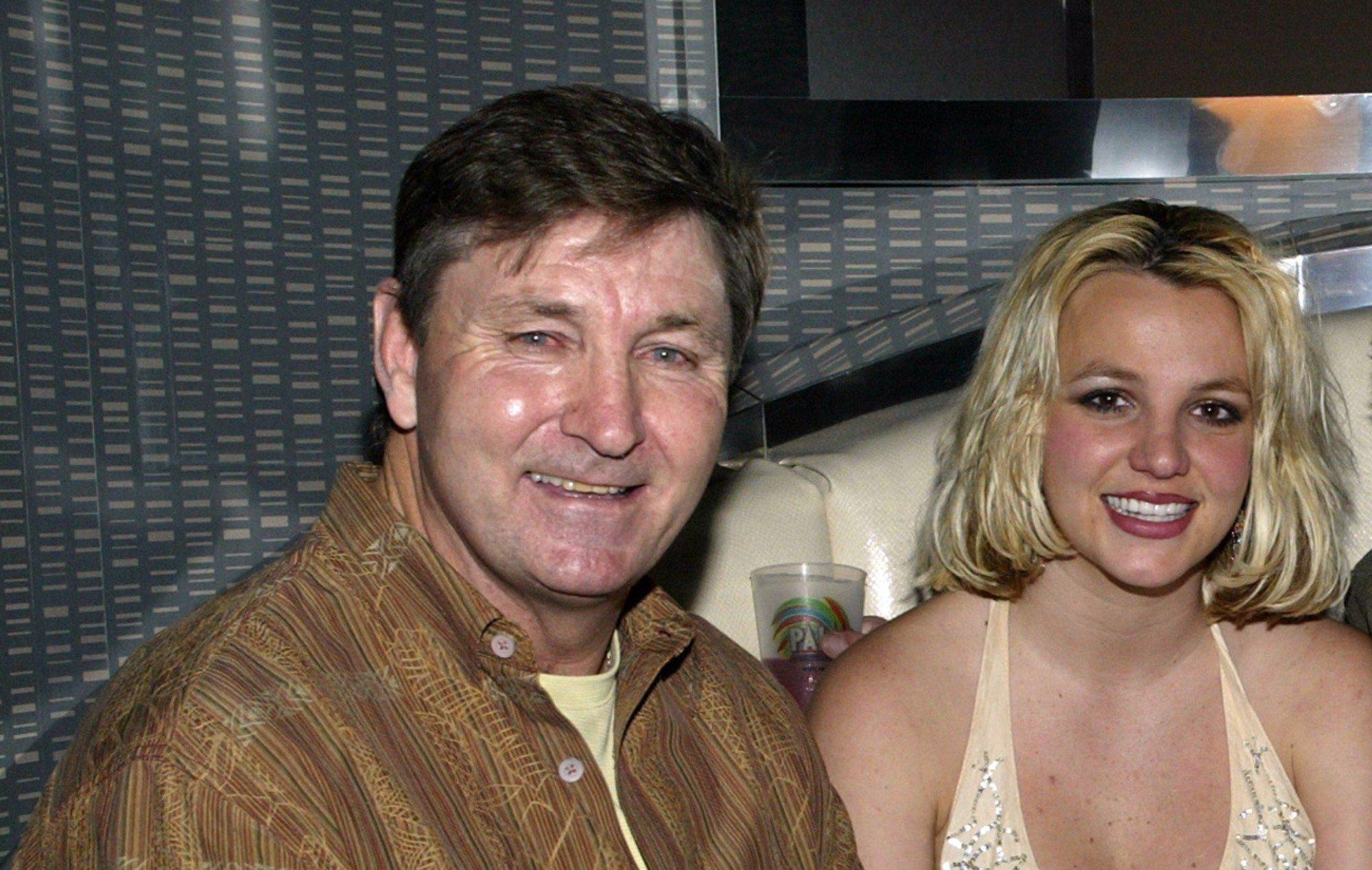 Бритни Спирс проиграла в суде по иску к собственному отцу