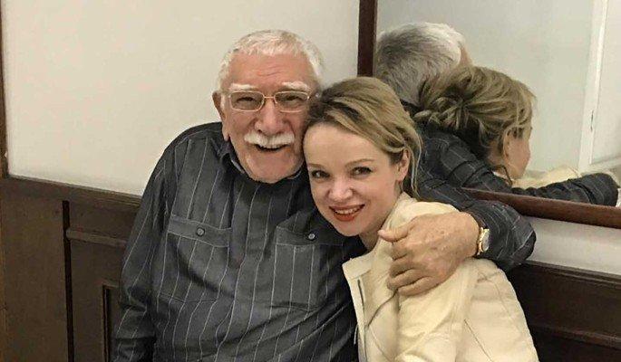 Виталина Цымбалюк-Романовская хочет вернуть репутацию после развода с Арменом Джигарханяном