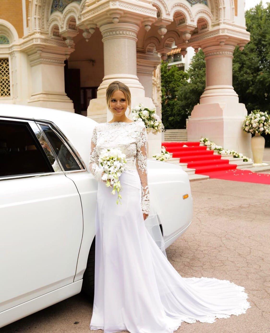 Мария Кожевникова ответила на критику своего брака