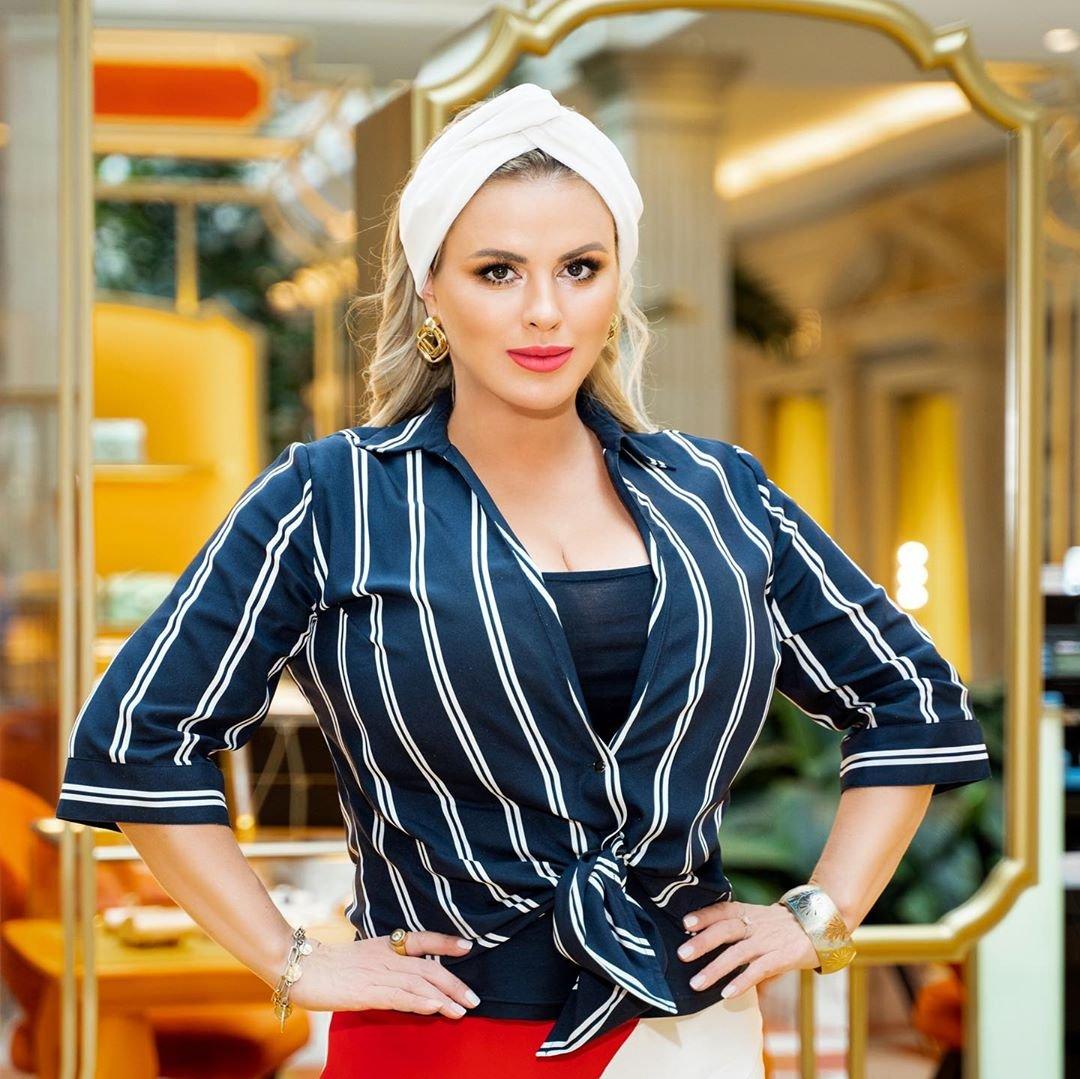 Анну Семенович раскритиковали за фотошоп