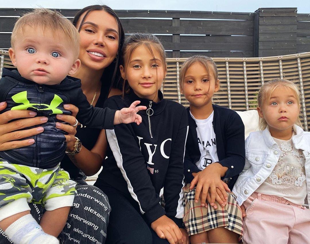 Дочь Оксаны Самойловой и Джигана весело отмечает день рождения