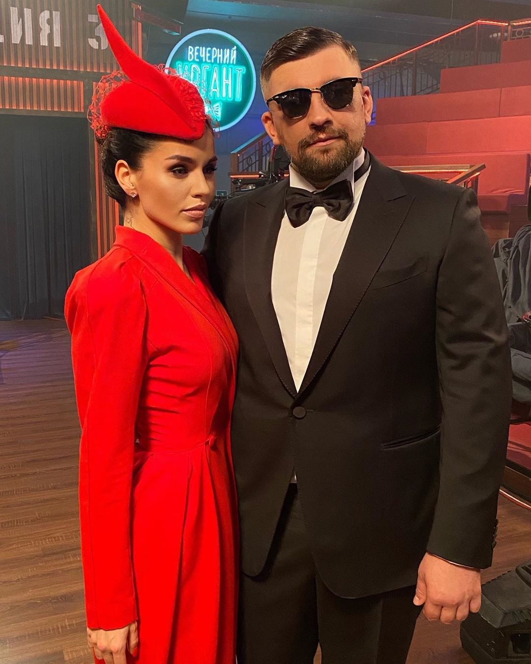 """Зиверт и Баста исполнили трек """"Неболей"""" на шоу """"Вечерний Ургант"""""""