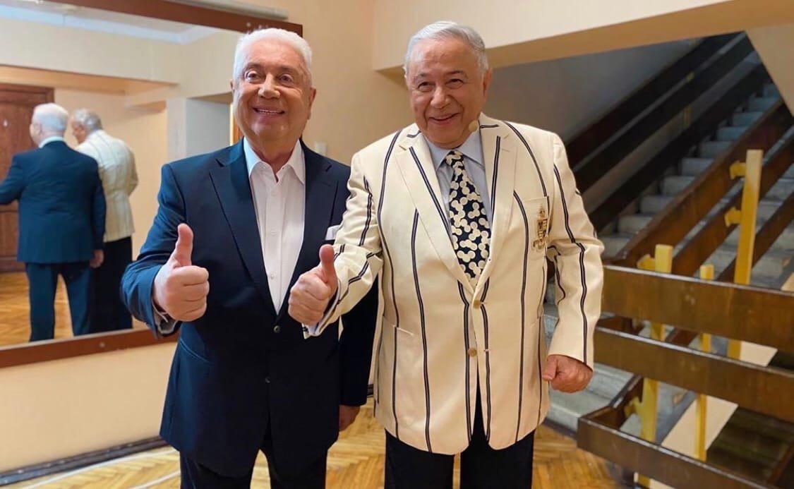 Владимир Винокур и Евгений Петросян были эвакуированы со съемок