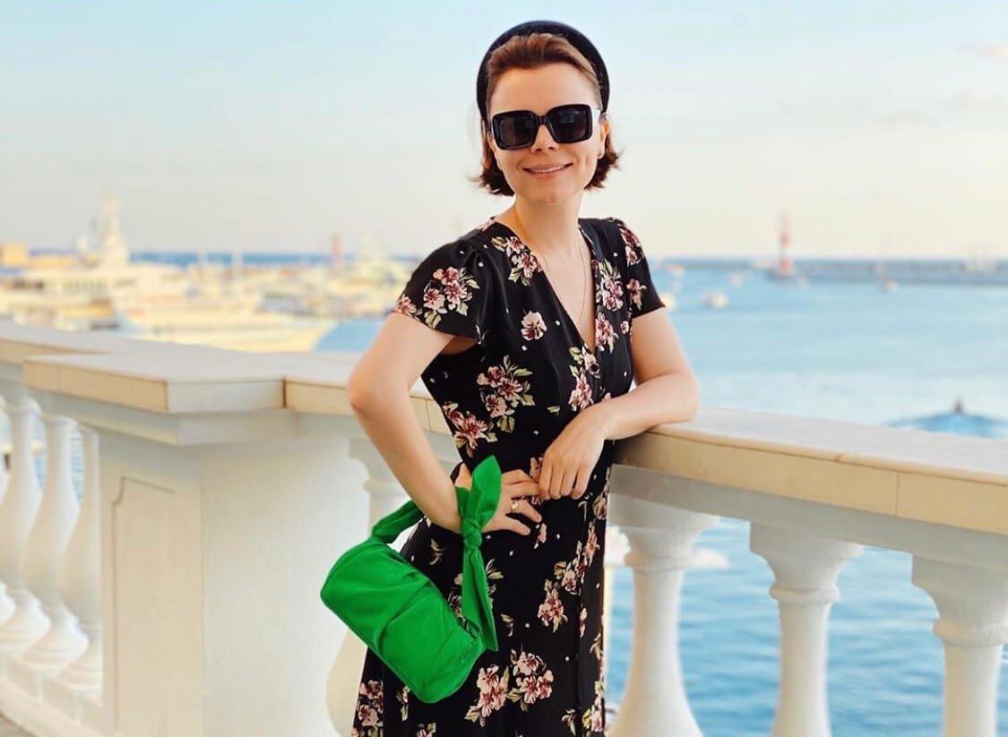 Татьяна Брухунова объяснила, почему не купается в Чёрном море