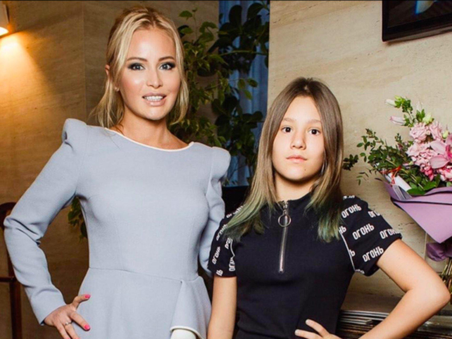 Дана Борисова пожаловалась на дочь