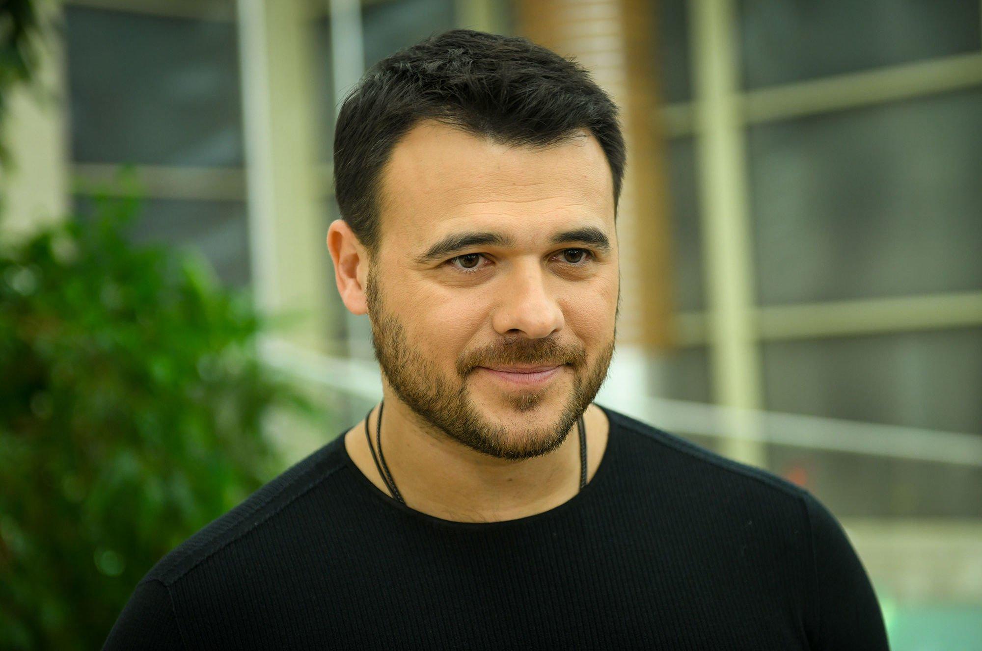 Эмин Агаларов планирует вновь стать отцом