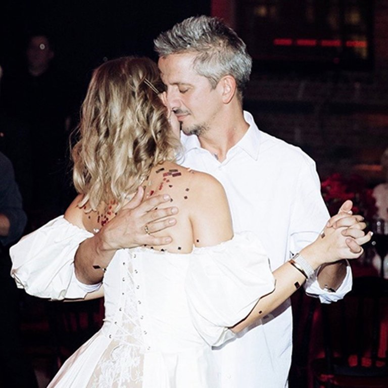 Ксения Собчак и Константин Богомолов обменялись поздравлениями с годовщиной брака