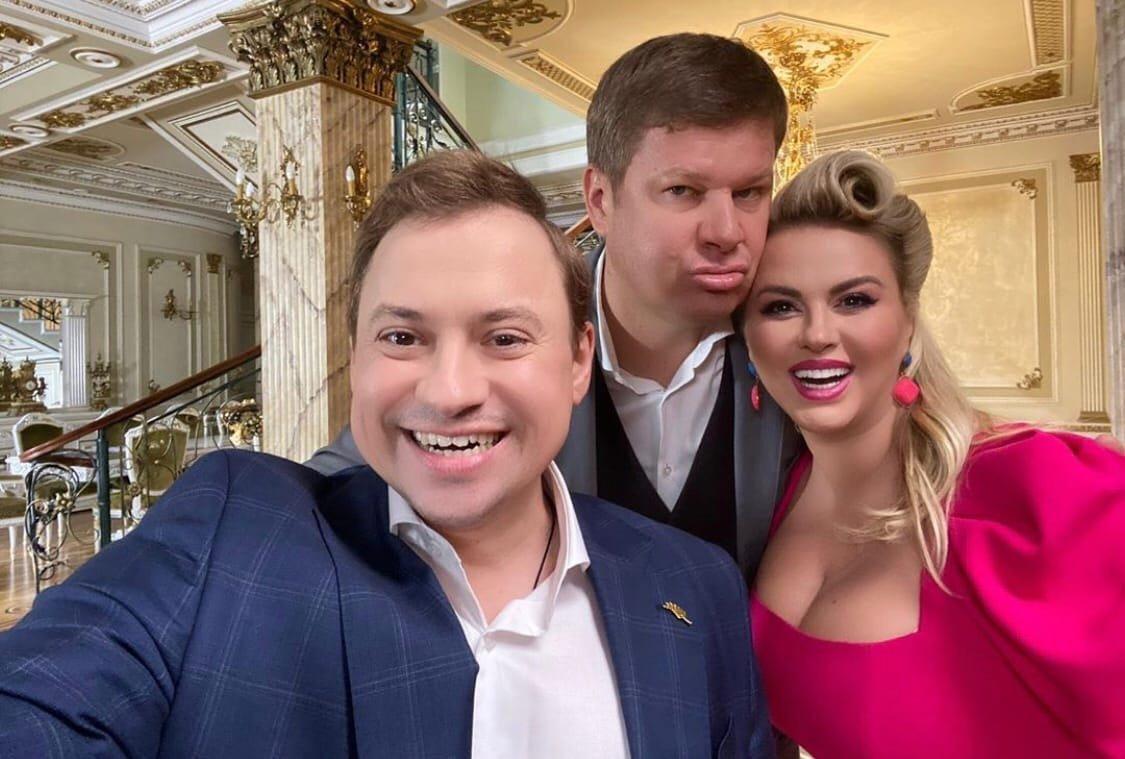 Анна Семенович прокомментировала новсти о своем романе с Дмитрием Губерниевым