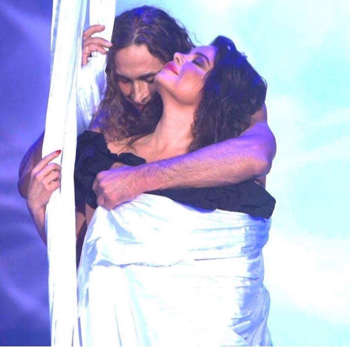 Тарзан признался, что был неверен Наташе Королевой