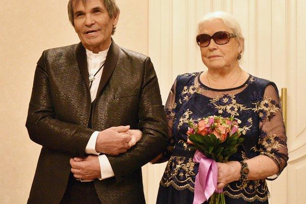Бари Алибасов передумал разводиться с Лидией Федосеевой-Шукшиной