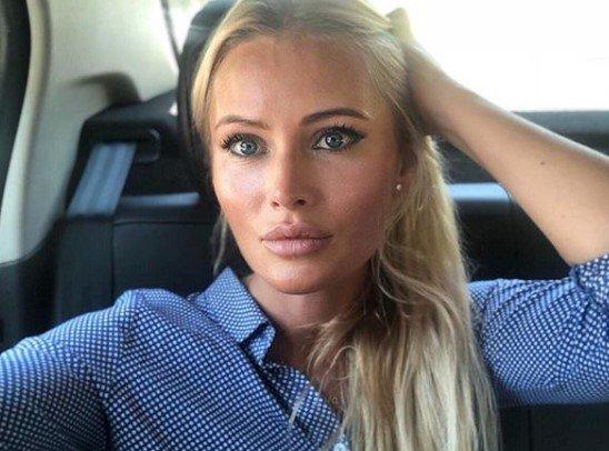 Дана Борисова подружилась с Виталиной Цимбалюк-Романовской