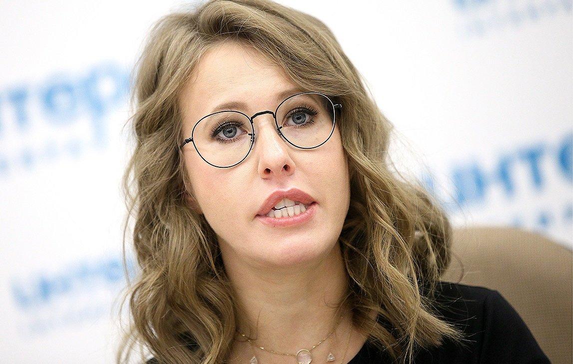 Ксения Собчак публично ответила обвинившему её в клевете Курбану Омарову