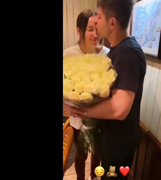 «У меня появилась дочь»: бойфренд Ольги Бузовой Давид Манукян показал фото девочки