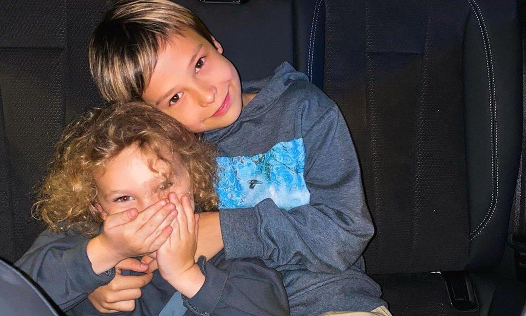 10-летний сын Гуфа и Айзы Долматовой снялся в клипе