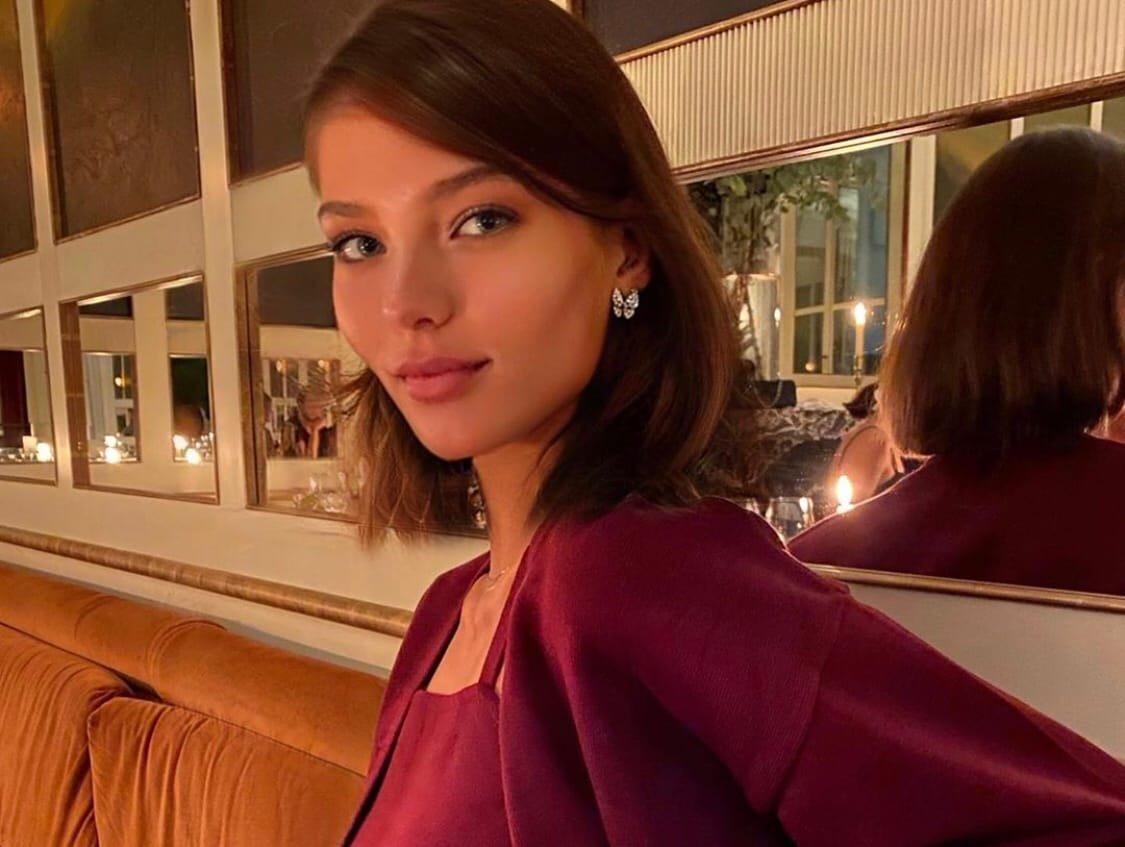 Алеся Кафельникова рассказала о первой встрече со своим бойфрендом