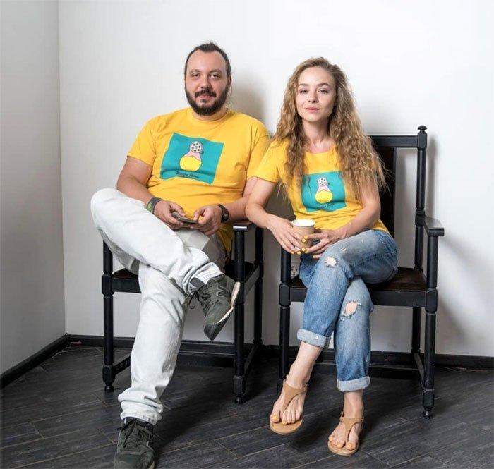 Рина Гришина вышла замуж за румынского режиссера
