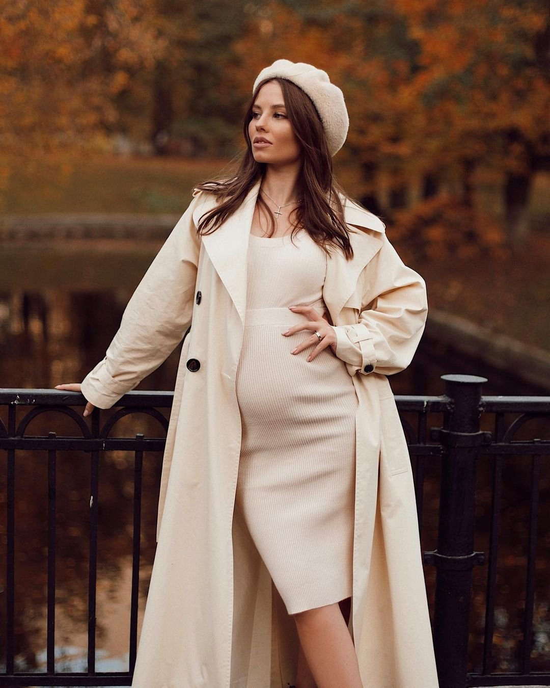 Беременная сноха Валерии рассказала о прибавке в весе